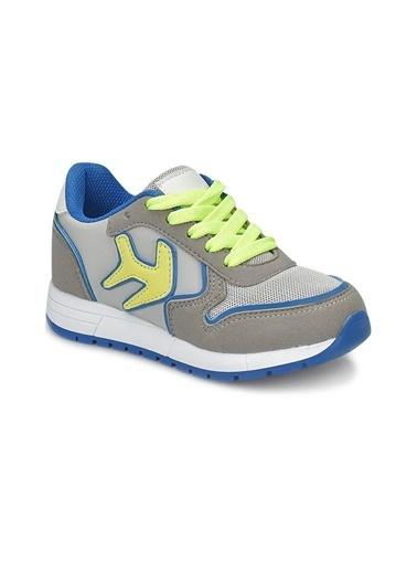 Yellow Kids Ayakkabı Gri